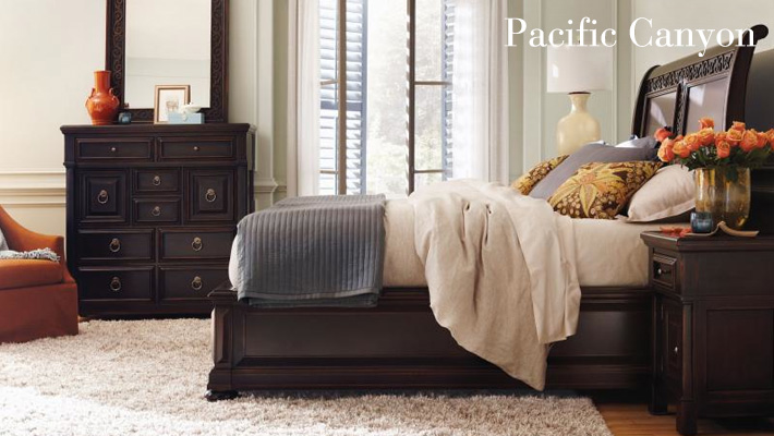 Pacific Canyon Bedroom Items
