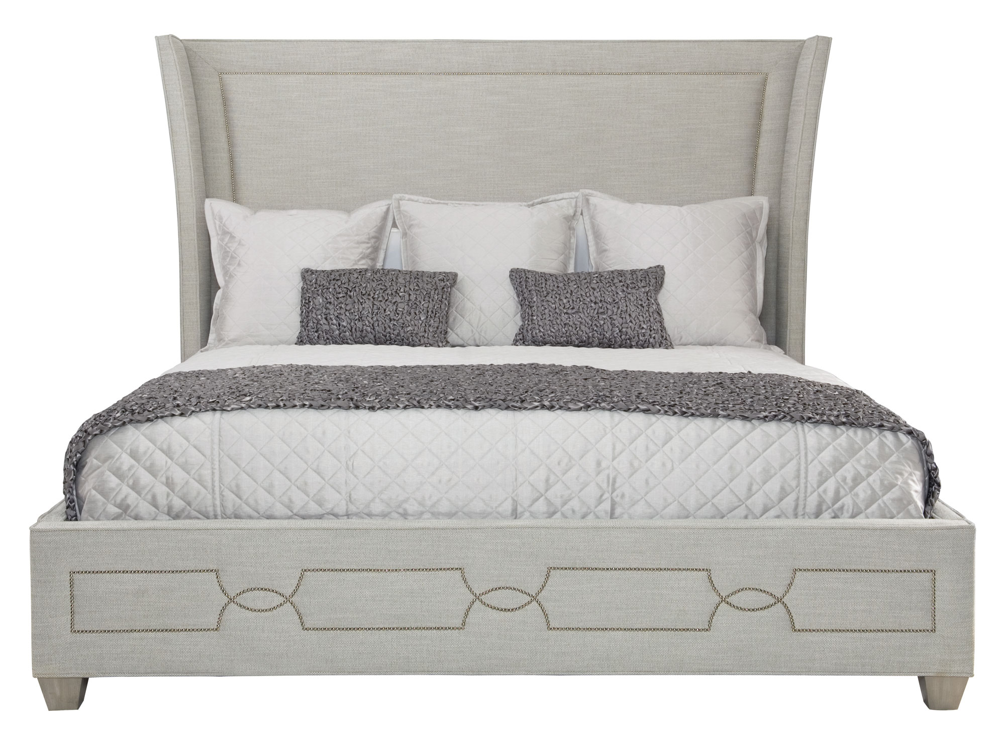Upholstered Bed Bernhardt
