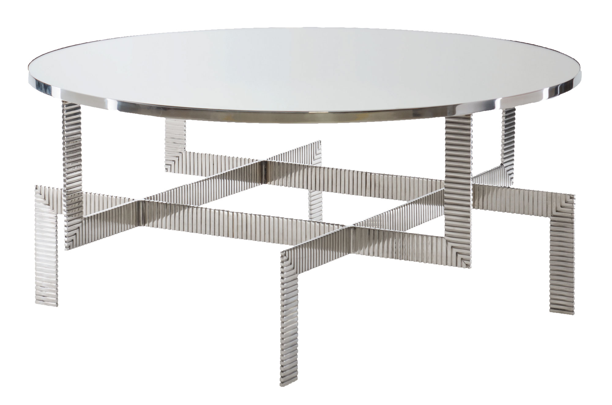Round Cocktail Table Bernhardt