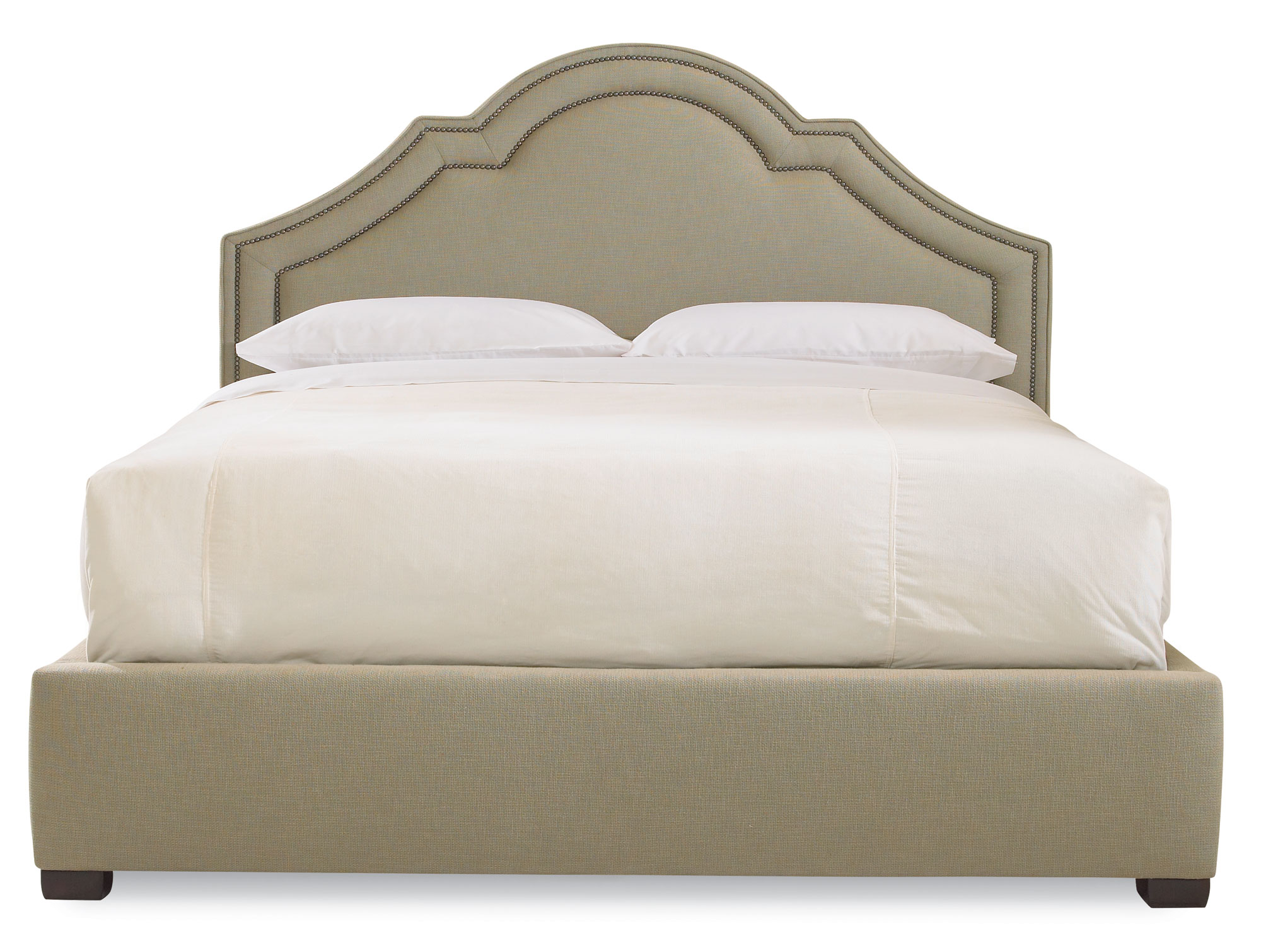 Crown Top Bed Bernhardt