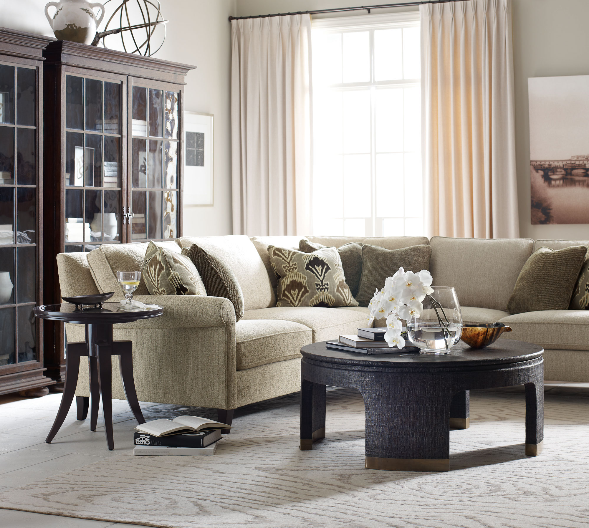 Dubois living room bernhardt Bernhardt living room furniture