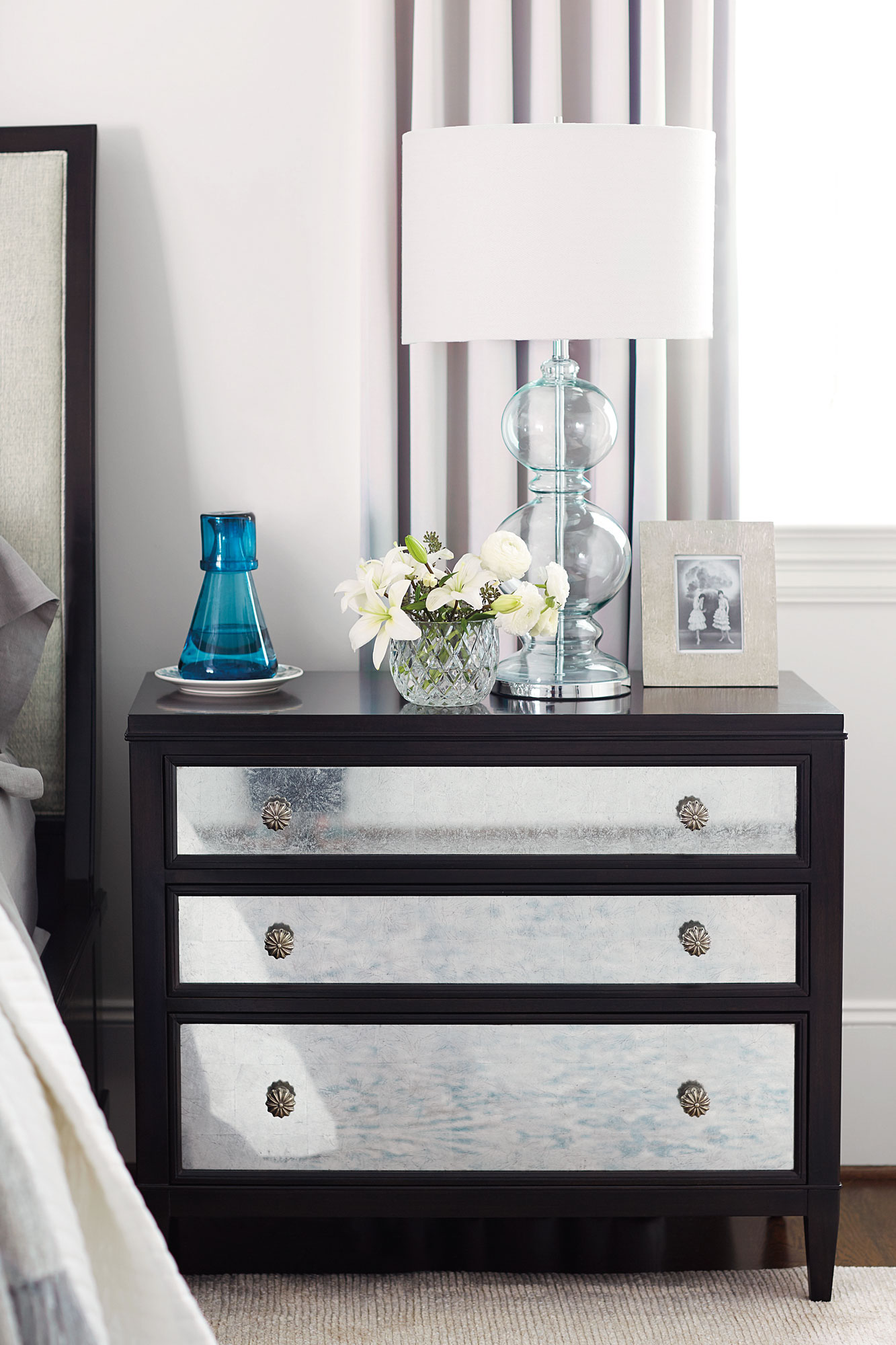 Sutton House Nightstand Bernhardt
