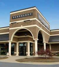 Furniture Outlet Bernhardt - North carolina sofa