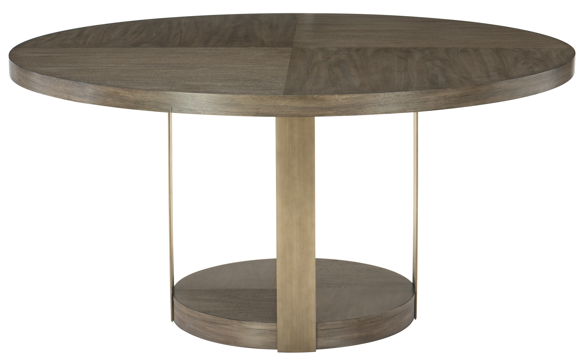 Tables Bernhardt - 72 round modern dining table