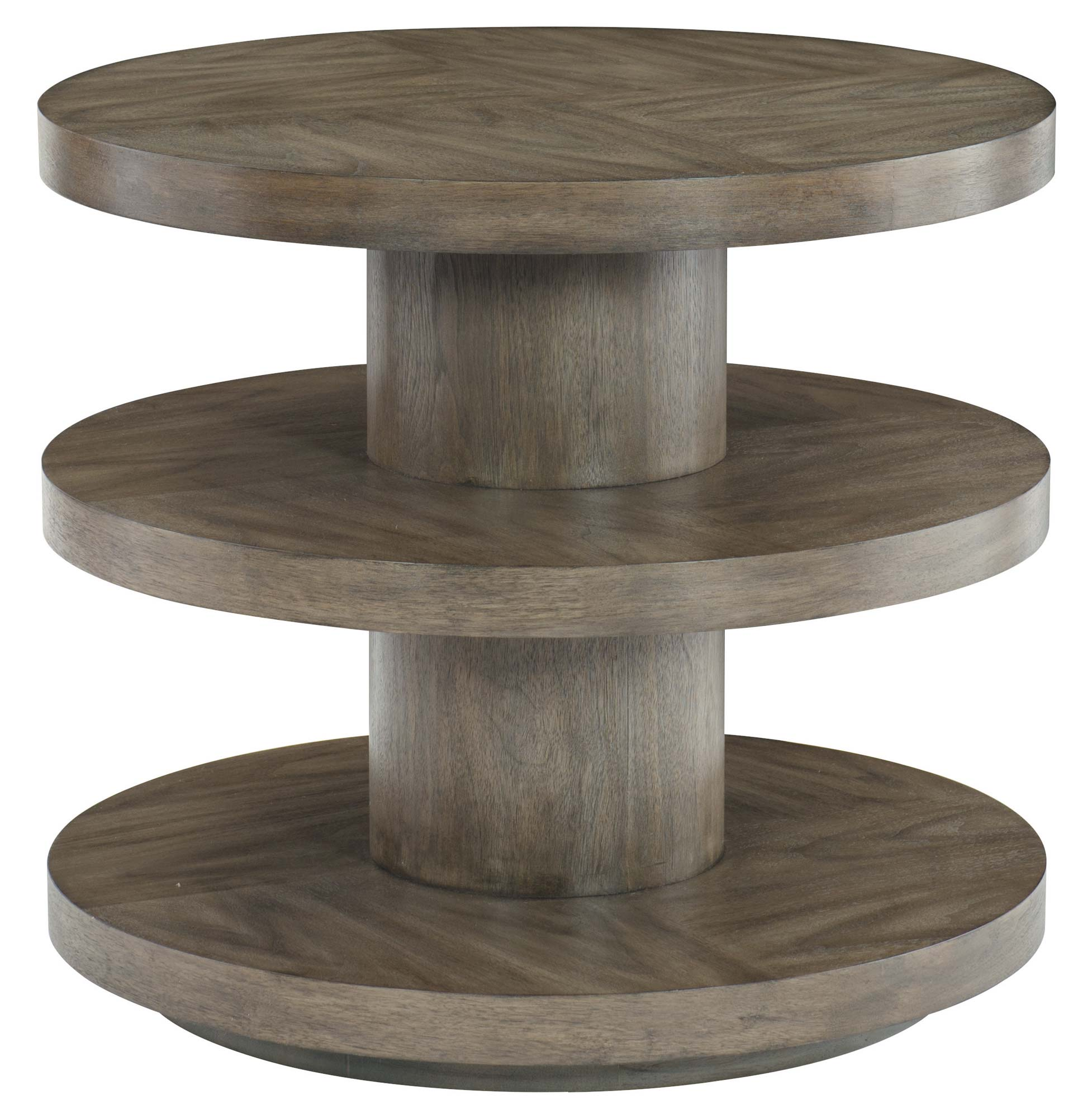 black modern end products tables array gus round sportique bp table ecetarrr