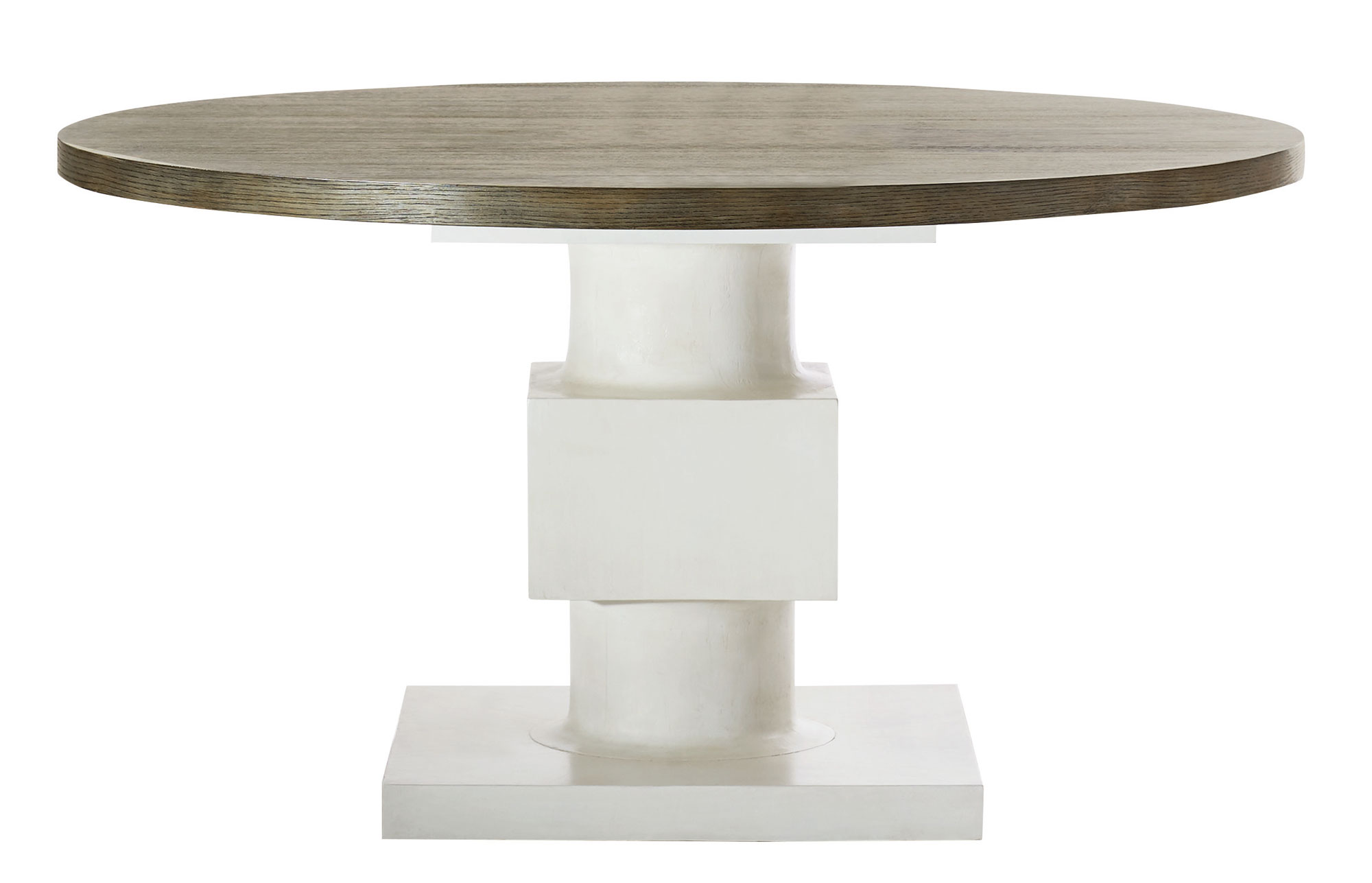 Round dining table bernhardt for Bernhardt furniture
