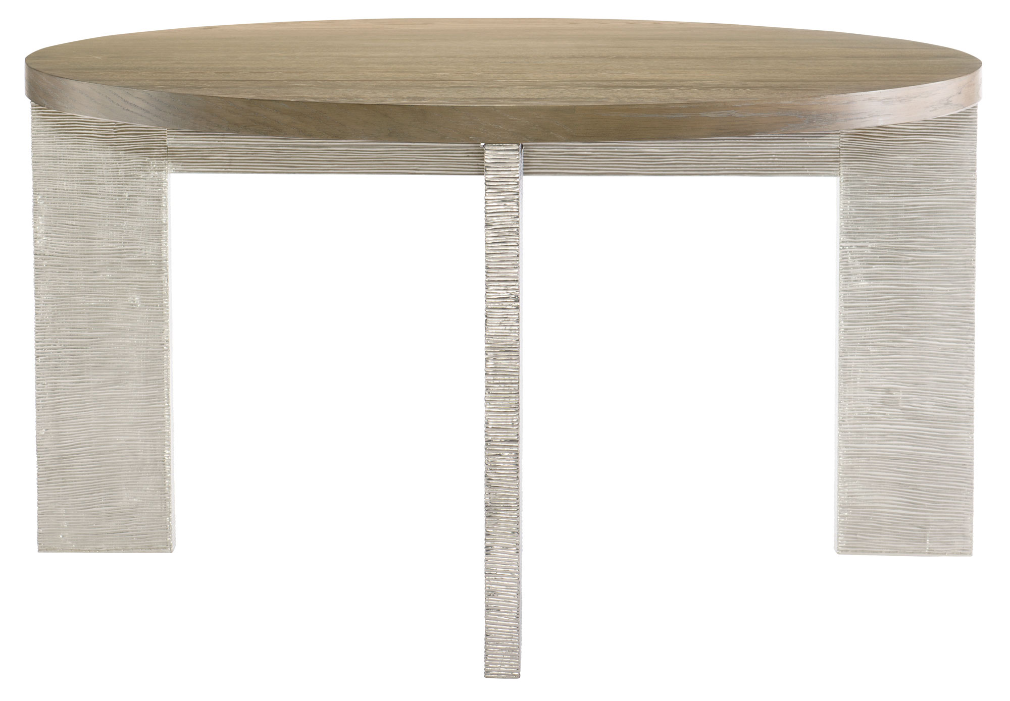 Eldridge Round Dining Table Top And Base