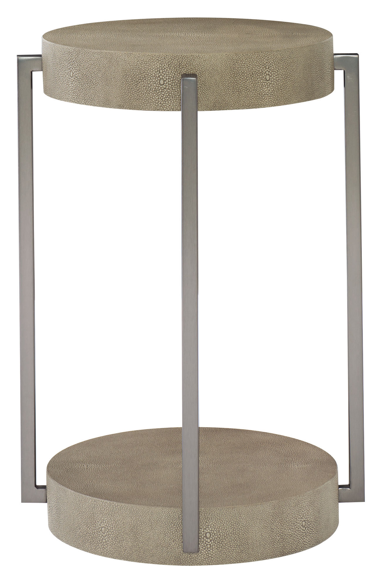 Mosaic Round End Table. Print Share. 1 / 2