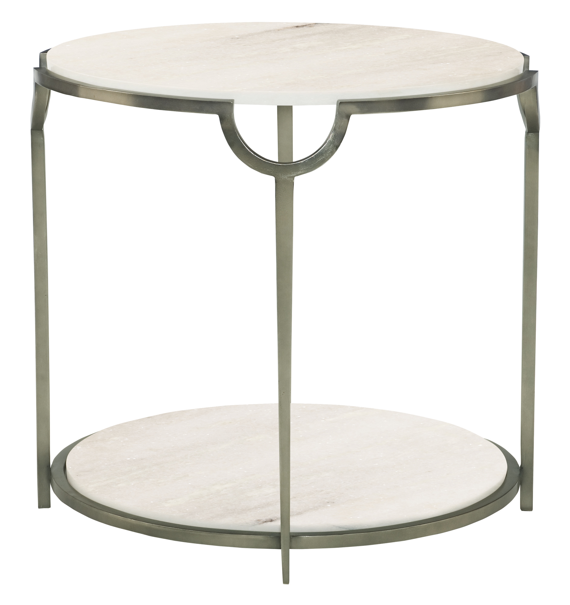 Superior Morello Round End Table