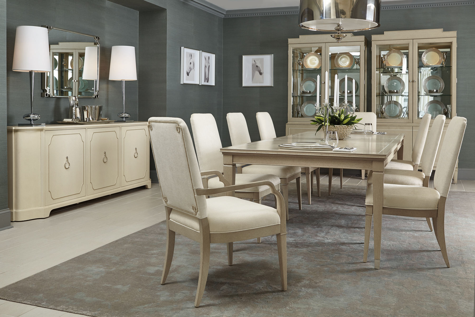 savoy place dining room | bernhardt
