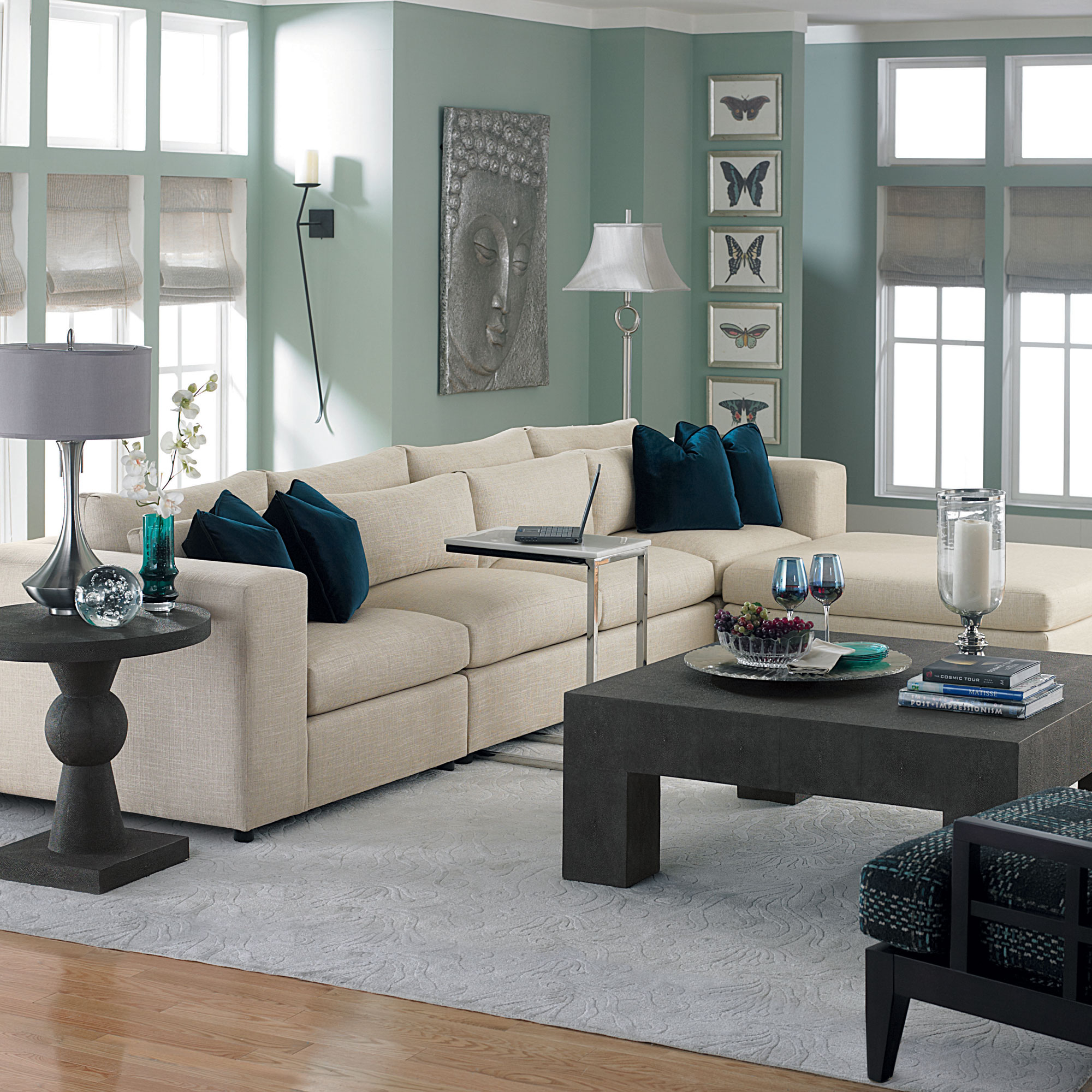 Como living room bernhardt 10x10 room design