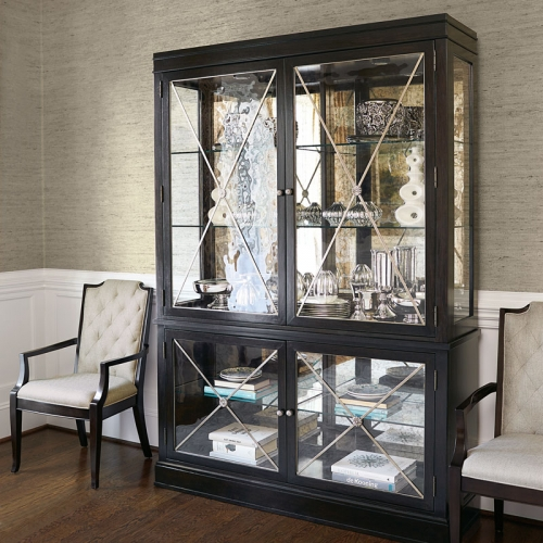 China Cabinet Base and Deck | Bernhardt