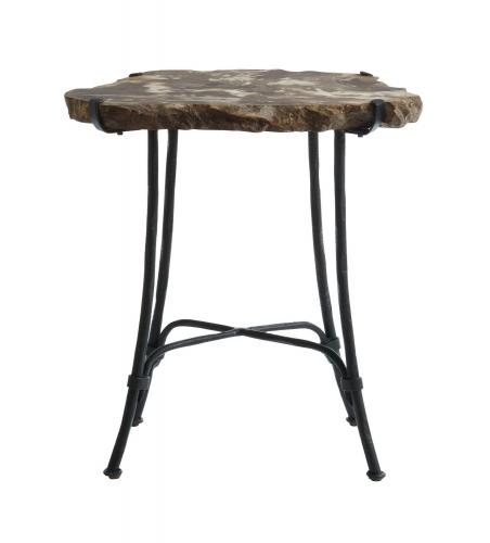Slab Side Table
